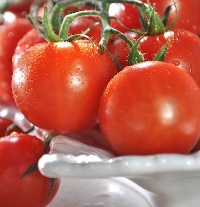 Griechischer Tomatensalat mit Schafskäse