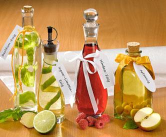 Ingwer-Limetten-Essig – Für asiatische Gerichte und Salate